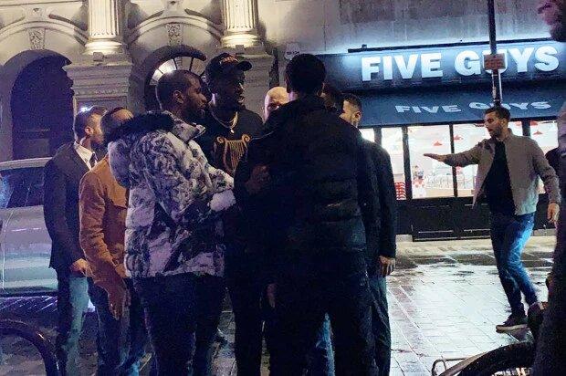 """Усейн Болт влип у масову бійку біля бару посеред Лондона: """"Це було божевілля"""""""