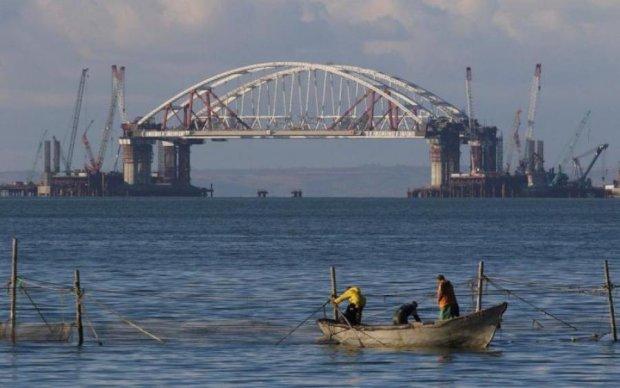 Кримський міст: у окупантів виникла проблема
