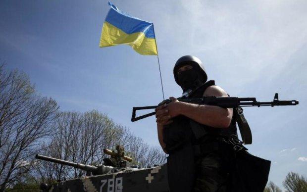 Украинские герои тронули песней с передовой