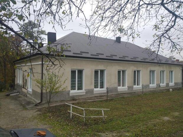 Будинок престарілих, фото: Алла Соколовська
