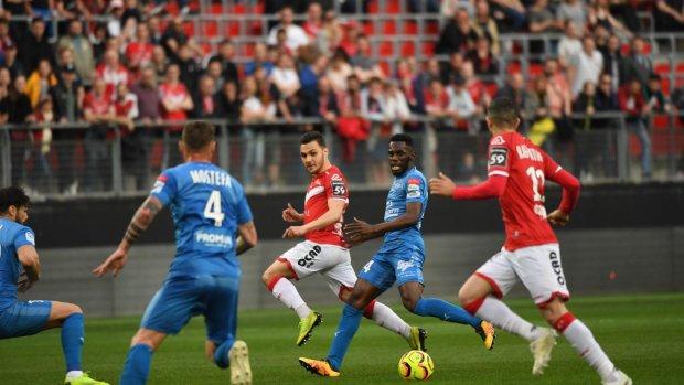 В матче чемпионата Франции установили исторический рекорд: видео