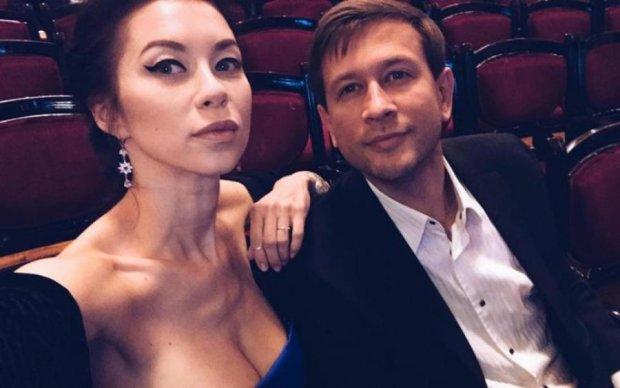 Брачный контракт по-украински: как живут красотка Логунова и мачо Мирзоян