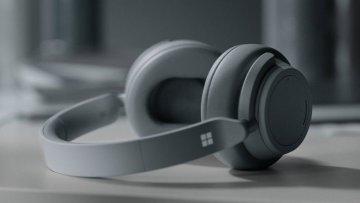 Microsoft Surface Headphones  нові бездротові навушники з наворотами ... deb4a82d63f56