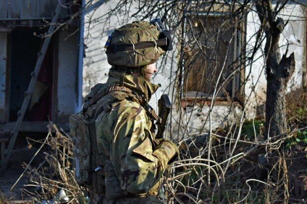 Обстріли на Донбасі, фото: пресцентр ООС