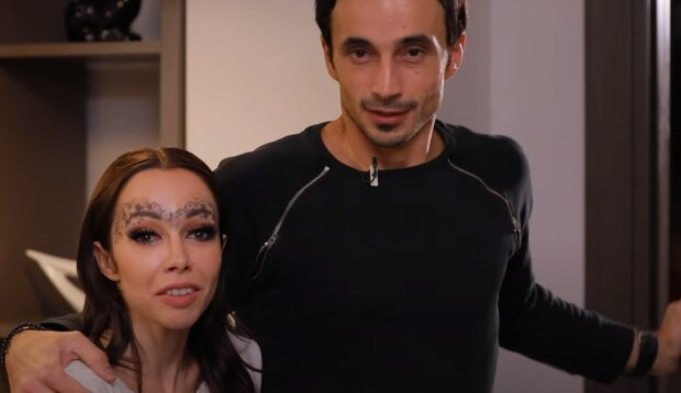 Екатерина Кухар, скриншот из видео