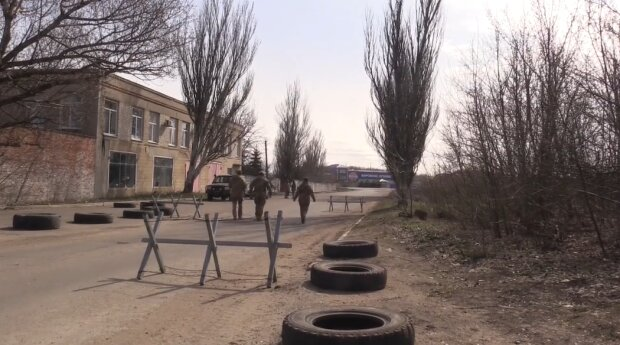 Обстрелы на Донбассе скриншот: ООС / Facebook