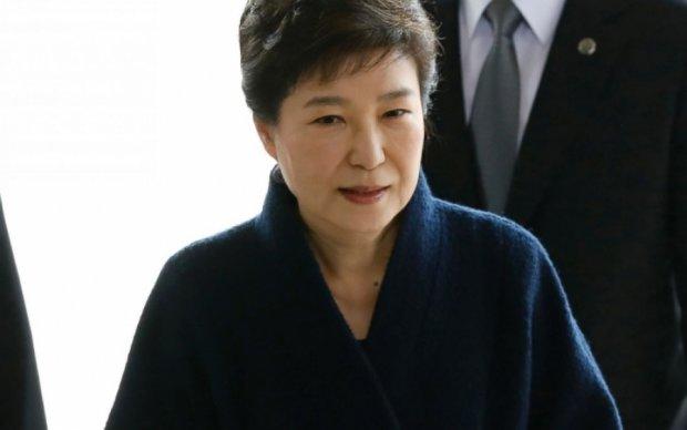 Арестована экс-президент Южной Кореи Пак Кын Хе