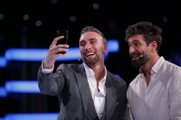 Іраклі Макацарія і Даніель Салем, фото: Новий канал