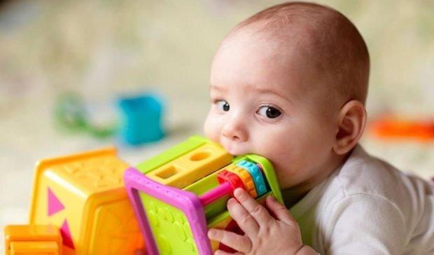 Пластмасові іграшки небезпечні для дитячого здоров'я