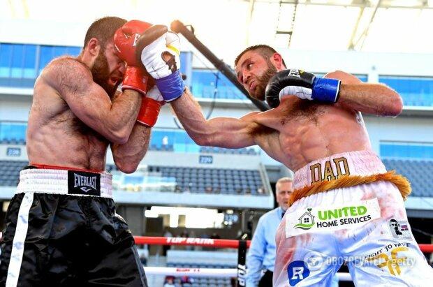 Африканець забив відомого російського боксера в кривавому бою