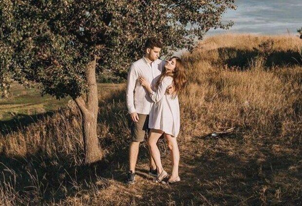 Барбара Кузьменко с мужем, фото - Instagram