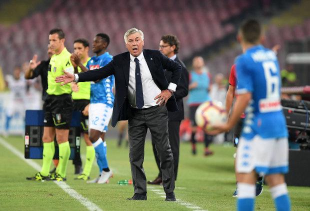 Сауна, шоколад, менше тренувань: Анчелотті запропонував гравцям Наполі новий режим