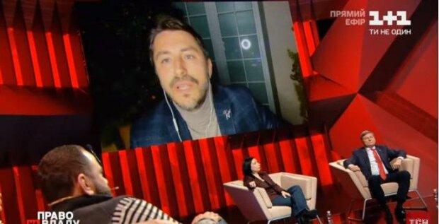 """Дубинський і Притула зчепилися в прямому ефірі, Мосейчук не зупинила: """"Тупа тварина"""""""