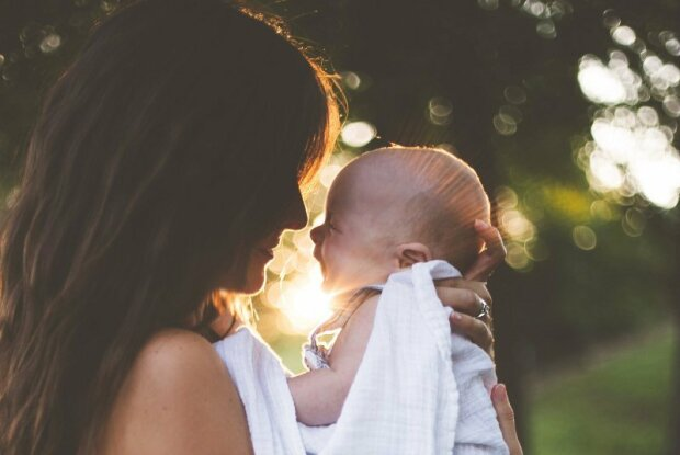 Материнство, фото pixabay