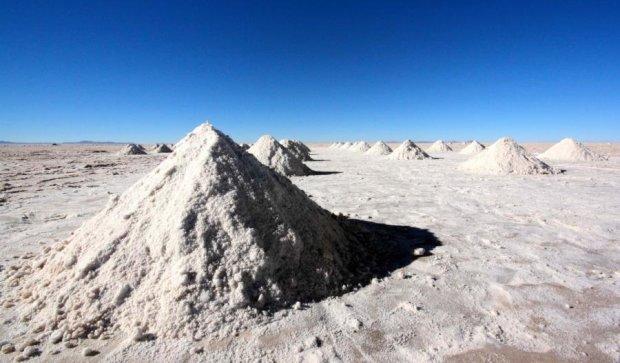 Китай відмінить багатовіковий закон на сіль