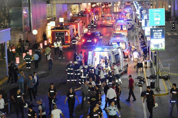 Столицю сколихнув теракт у перші хвилини нового року: сотні людей опинилися у смертельній пастці