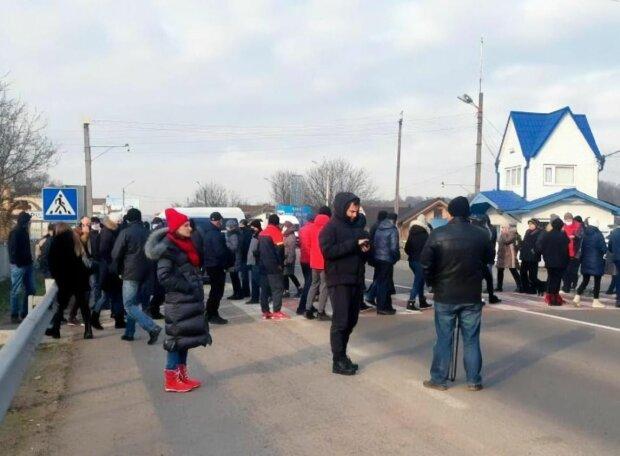 Протест, скріншот: YouTube