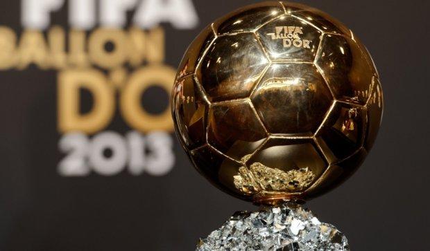 """France Football вручатиме """"Золотий м'яч"""" окремо від ФІФА"""