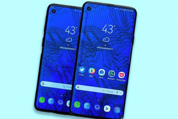Раскрыты главные особенности топового Samsung Galaxy S10