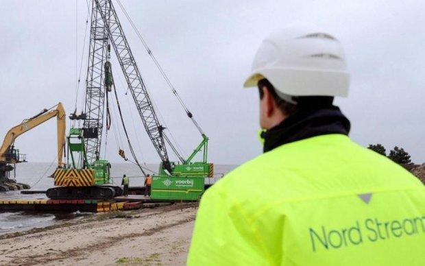 У Меркель разрешили Путину строить Северный поток-2