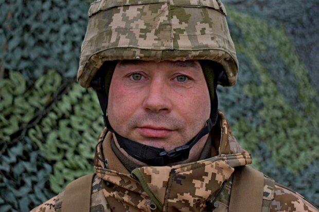 сержант Александр, фото с Facebook ООС