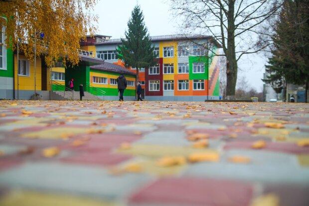 Школа, фото - Дніпро Інфо