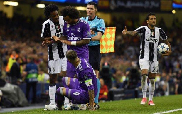 Легенда Манчестер Юнайтед розкритикував дії капітана Реалу