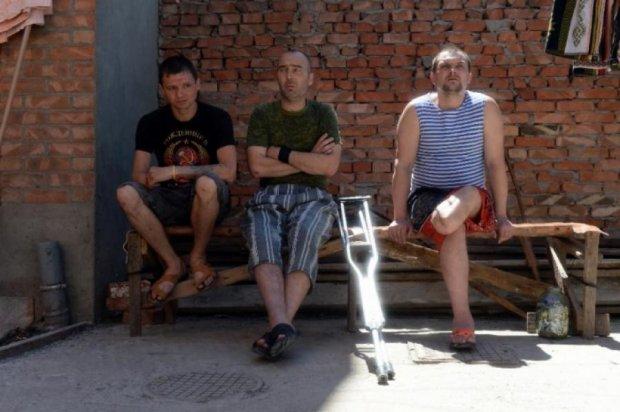 Скалічені бойовики з Донбасу лікуються в Росії - France Presse