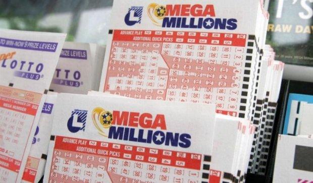 Американець виграв у лотерею 540 млн доларів
