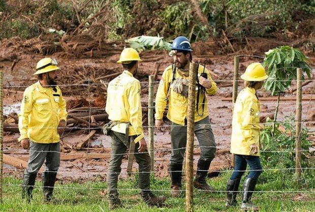 В Бразилии прорыв плотины заживо похоронил целый поселок: жуткие фото