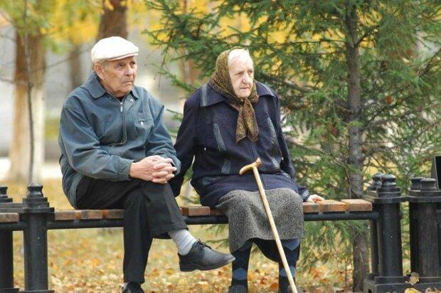 Пенсіонери, фото з відкритих джерел