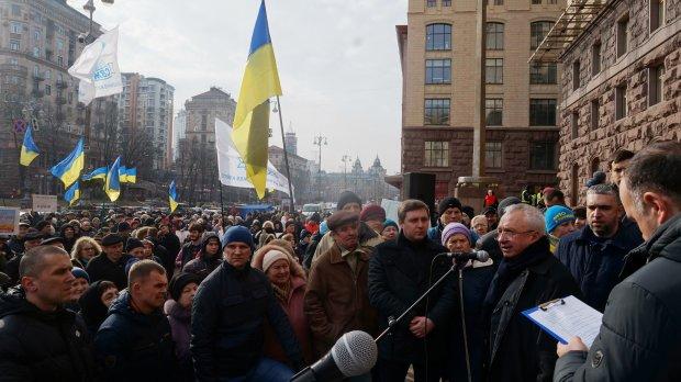 """Киевляне массово восстали против Кличко, на Крещатике бунт: """"Верни украденные деньги!"""""""