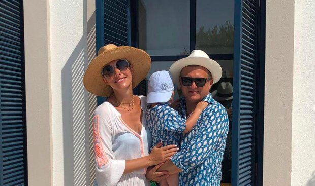 Катя Осадча та Юрій Горбунов, instagram.com/kosadcha/