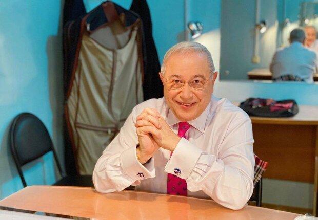 Евгений Петросян, скриншот: 360tv.ru