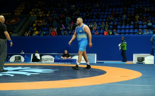 Николай Кучмий получил бронзовую медаль
