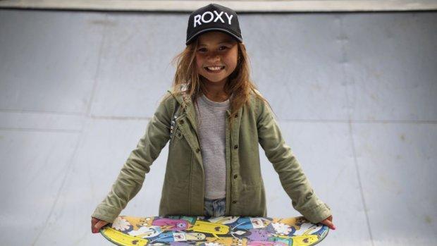 10-річна дівчинка зібралася на Олімпіаду: це буде рекорд