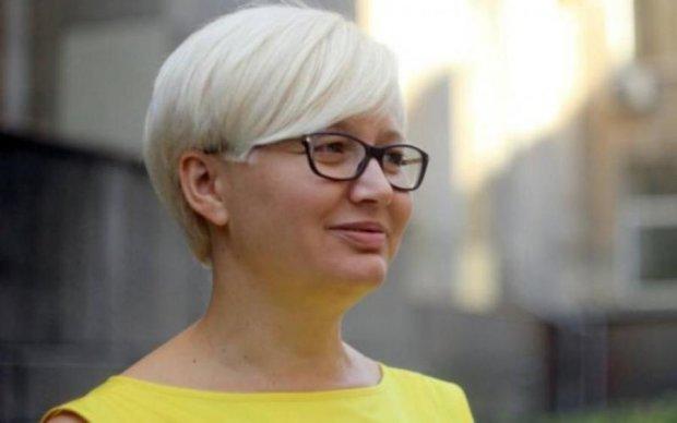 Скандальную писательницу взбесили языковые квоты на ТВ