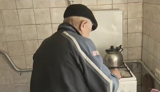 Тарифи на газ, кадр з відео