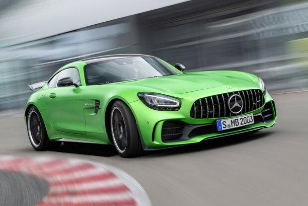 Mercedes / фото : Авторевю