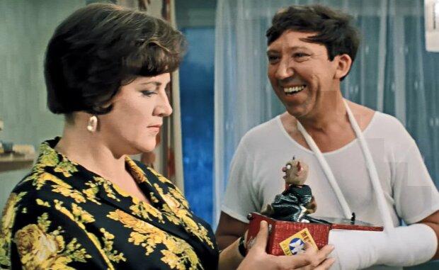 Никулин, кадр из фильма