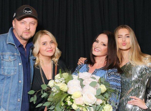 родина Софії Ротару, фото з Instagram
