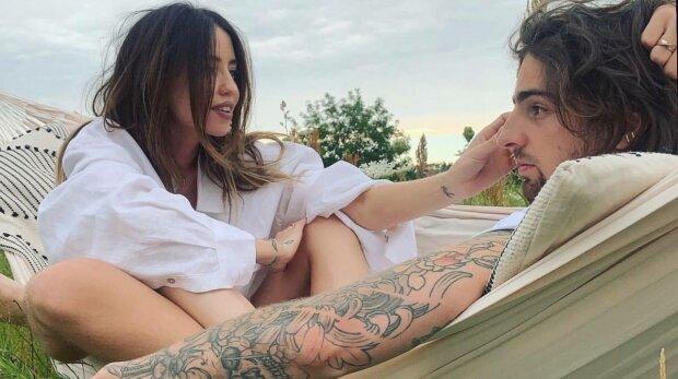 Дантес і Дорофєєва, фото: Instagram