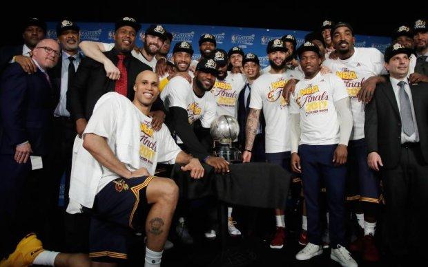 НБА: Клівленд розгромив Бостон і вийшов у фінал