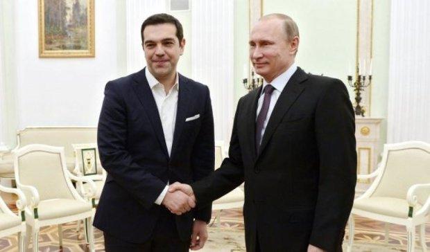 Россия будет поставлять энергетическое сырье Греции