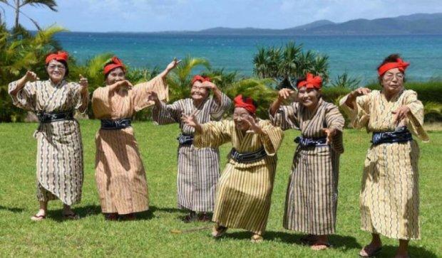 Японію підкорили співоча група бабусь (відео)