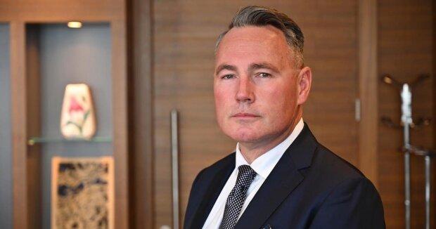 Джим Норт, исполняющего обязанности генерального директора Ferrexpo