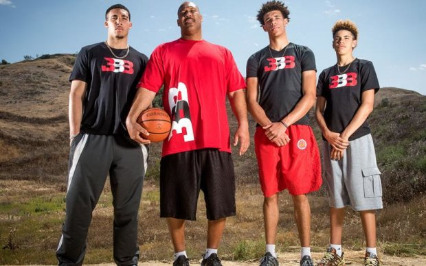 Баскетбольна сім'я новачка НБА зніметься в реаліті-шоу