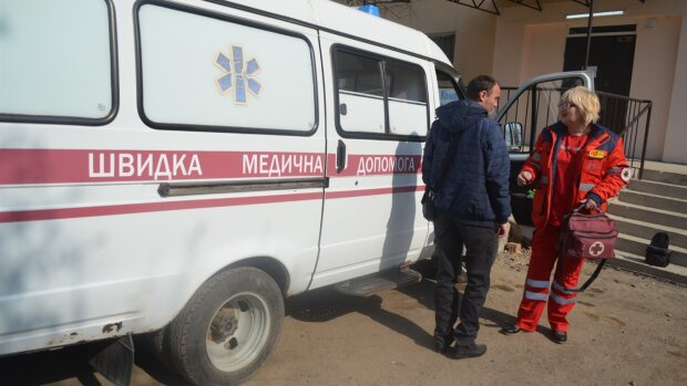 Швидка допомога, фото: bilyayivka.city