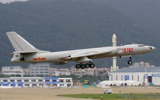 В сеть слили фото современнейшего китайского вооружения