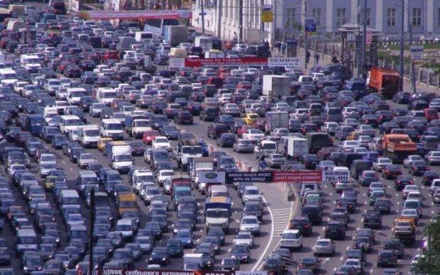 Не дивує: названі міста з найгіршим дорожнім рухом
